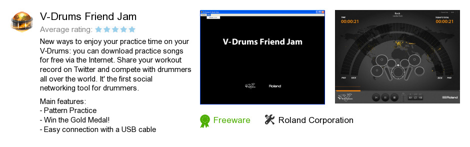 V-Drums Friend Jam