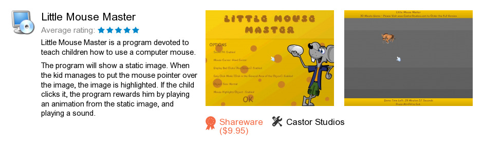 Little Mouse Master