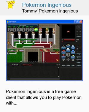 Pokemon Ingenious