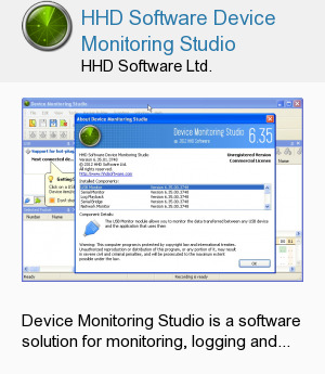 HHD Software Device Monitoring Studio