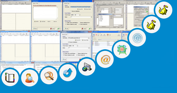 Software collection for Find European Email Addresses