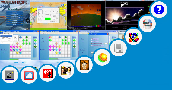 Software collection for Examples Game Plan