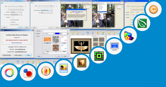 Software collection for Psd 4x6 Photo Border Frame