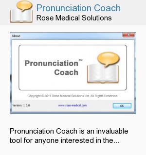 Pronunciation Coach