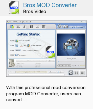 Bros MOD Converter