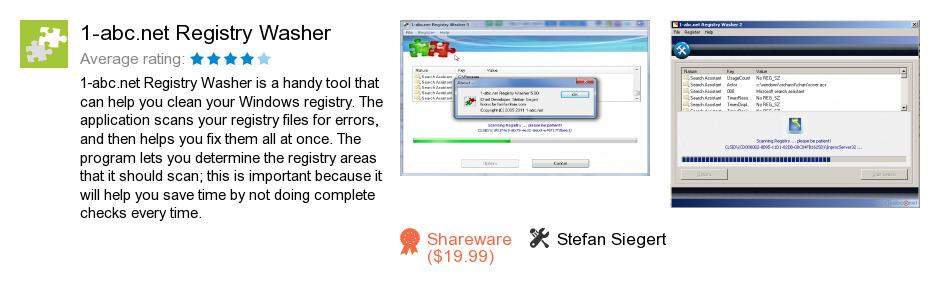 1-abc.net Registry Washer