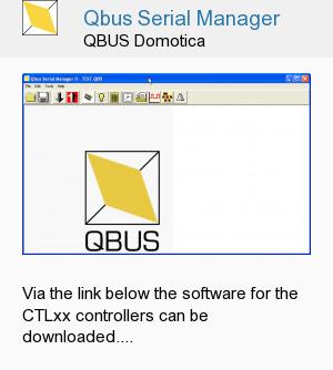 Qbus Serial Manager