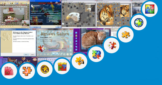 Software collection for Pch Jigsaw Puzzles