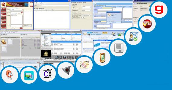 Software collection for Multi Sms Sender Jar File