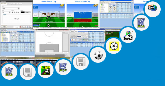 Software collection for Game Solin Soccer