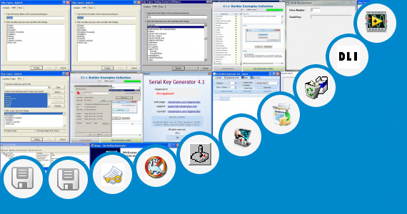 Software collection for Ni Labview Application Builder Demo