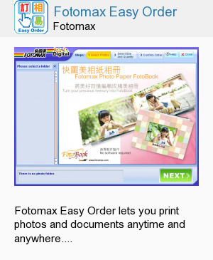 Fotomax Easy Order