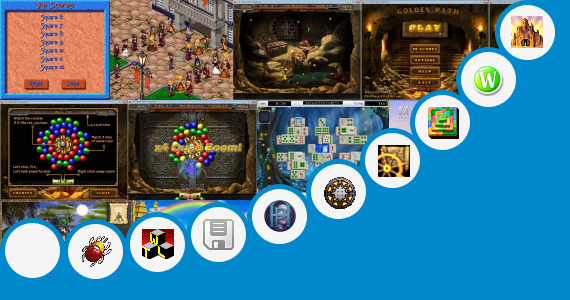 Software collection for Hidden Path Faery Game Walkthrough