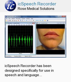 icSpeech Recorder