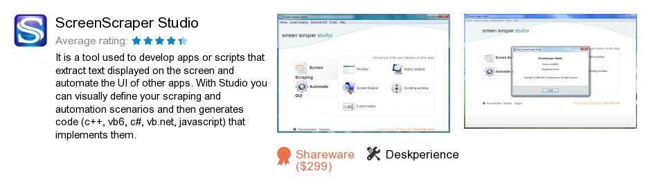 ScreenScraper Studio