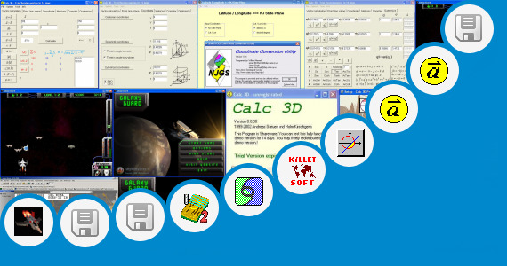 Software collection for Free Coordinate Plane Art