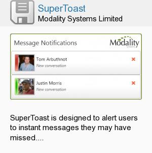 SuperToast