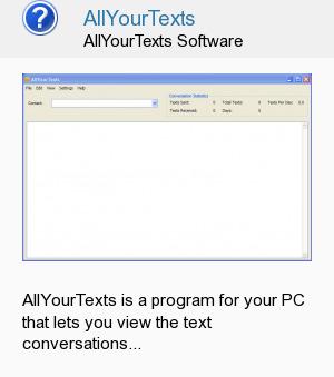 AllYourTexts