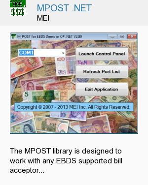 MPOST .NET