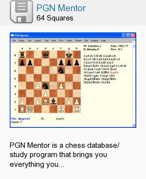 PGN Mentor