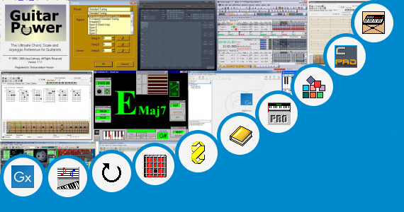 Software collection for Torrent Chord Sequencer Torrent