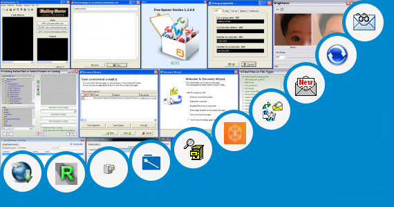 Software collection for How To Open A Orca Mail File On Pc