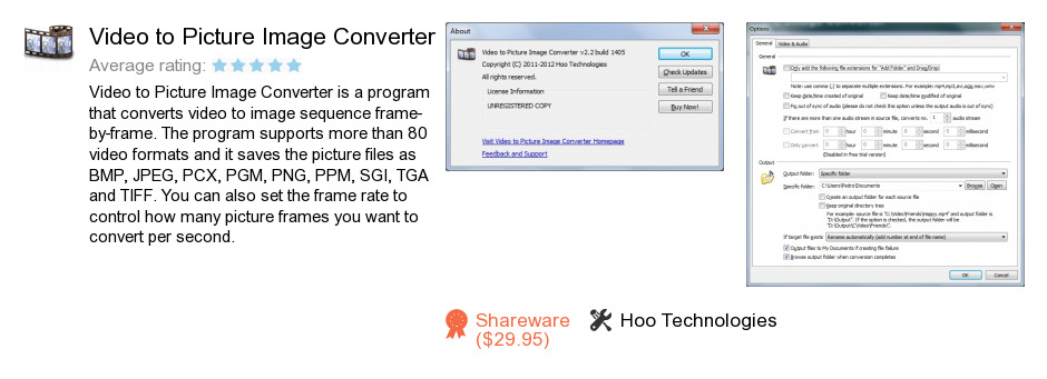 Video to Picture Image Converter