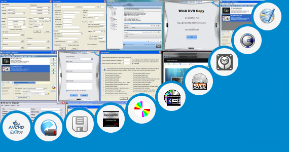 Software collection for Movie Dvd Rental Form