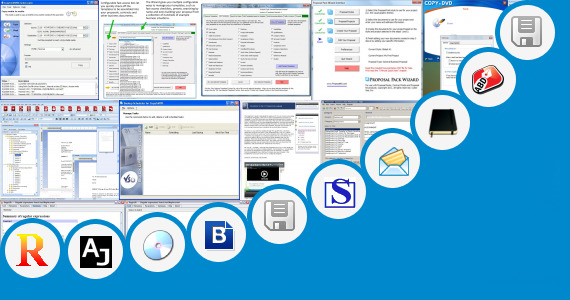 Software collection for Taxi Proposal Writing