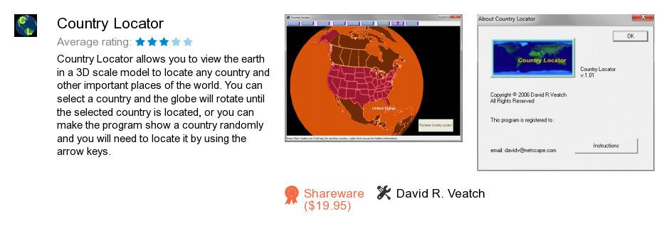 Country Locator