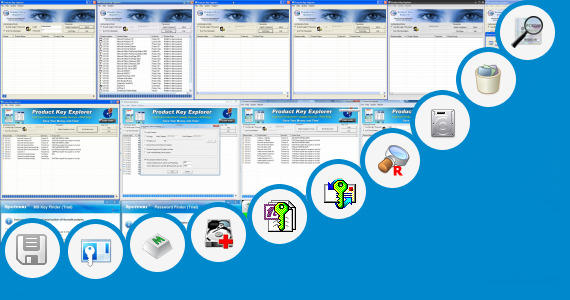 Software collection for Recover Wep Key Vista