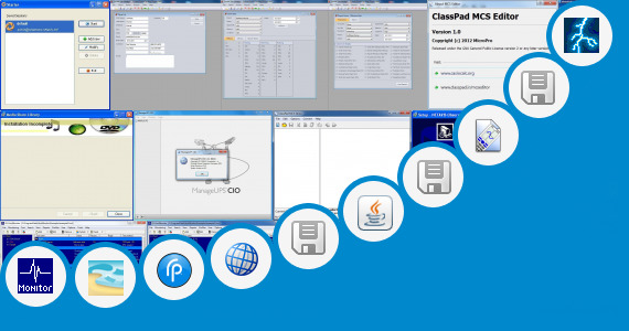 Download ClassPad Manager Subscription for ClassPad II for free
