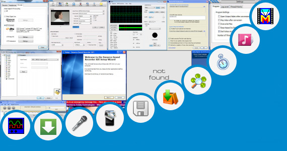 Software collection for Usb Cable Channel Player