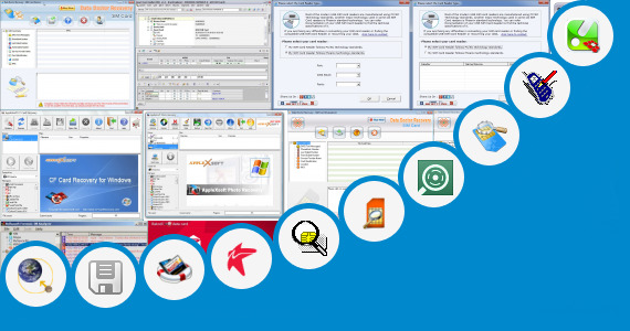 Software collection for Sim Card Forensic Software