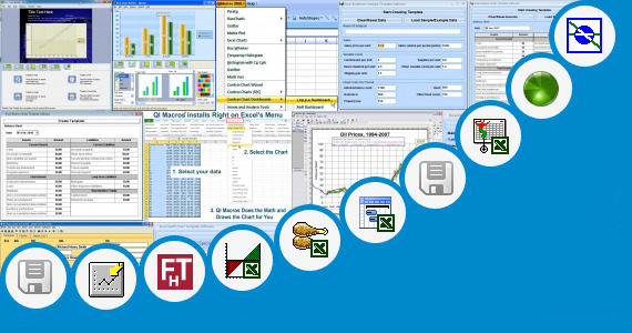 Software collection for Excel Bell Curve Chart Template