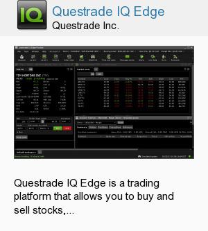 Questrade IQ Edge