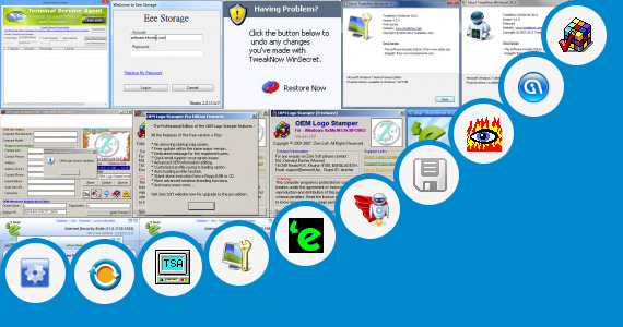 how to change oem information in windows 7