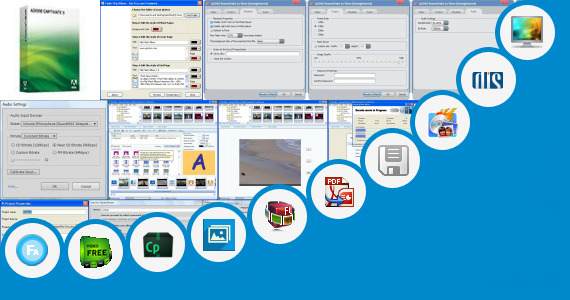 Software collection for Slide Dynamic Lite Add In