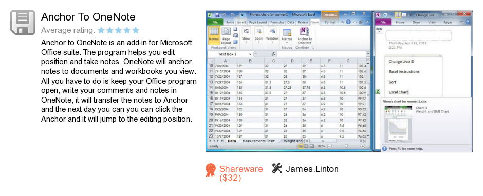 Anchor To OneNote