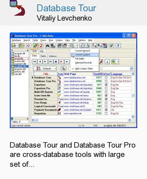 Database Tour
