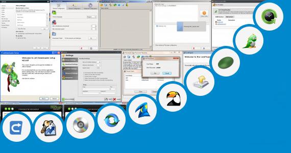 Software collection for Nova File Premium Account