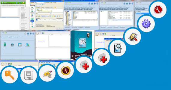 Software collection for Oe Mail Recovery Serial Number