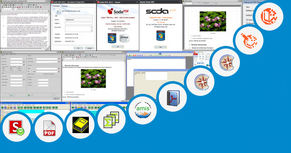 Software collection for Read Encrypted Daisy Books