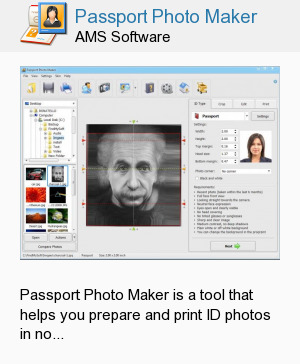 Passport Photo Maker