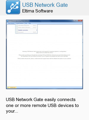USB Network Gate