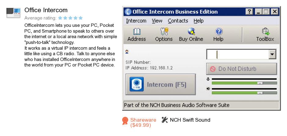 Office Intercom