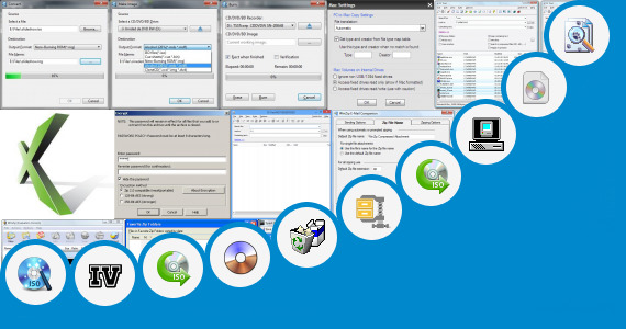Software collection for How To Open Efs Img File