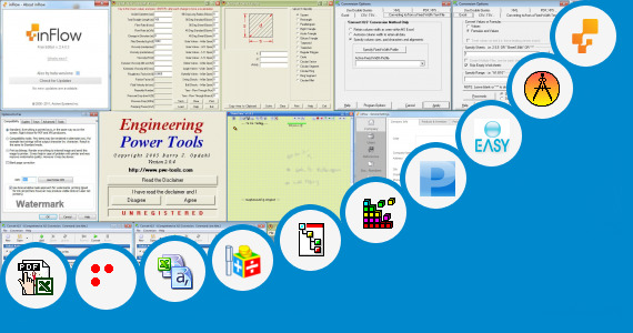 Software collection for Hand Tool Inventory Sheet