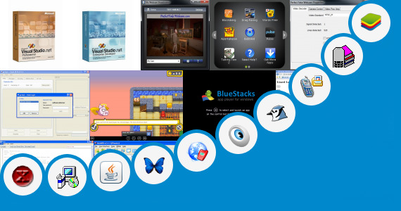Software collection for Bluestack Installer In Java Phones