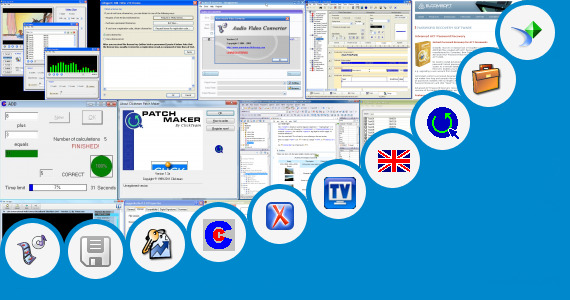 Software collection for Fifa 2005 English Language Patch.